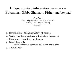 Unique additive information measures  – Boltzmann-Gibbs-Shannon, Fisher and  beyond