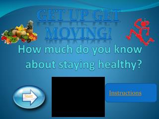 How much do you know about staying healthy?