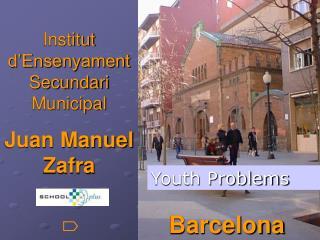 Institut d'Ensenyament Secundari Municipal Juan Manuel Zafra