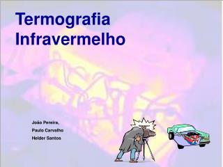 Termografia Infravermelho