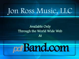 Jon Ross Music, LLC