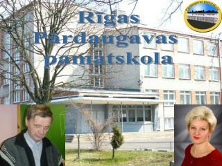 Rīgas Pārdaugavas  pamatskola