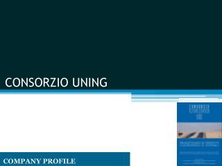 CONSORZIO UNING