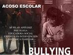 M  PILAR API  NIZ PSIC LOGA EDUCADORA SOCIAL EXPERTA EN INTERVENCI N SIST MICA FAMILIAR