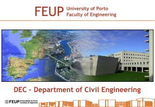 DEC – Department of Civil Engineering