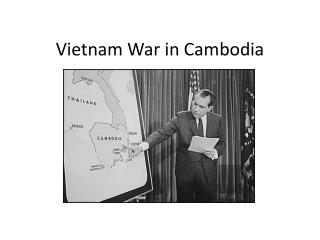 Vietnam War in Cambodia