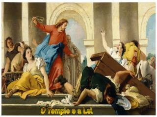 O Templo e a Lei