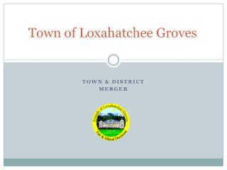 Town of Loxahatchee Groves
