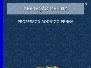 REFRA��O DA LUZ