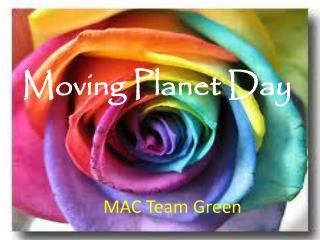 MAC Team Green