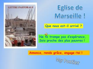 Eglise de Marseille !