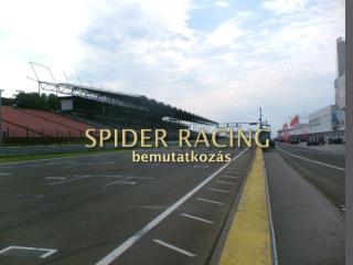 SPIDER RACING