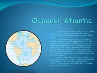 Oceanul Atlantic