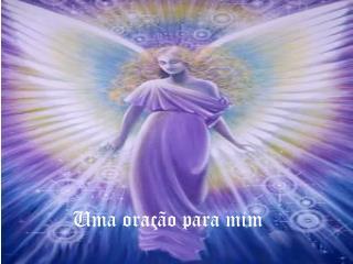 Uma oração para mim