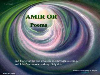 AMIR OR