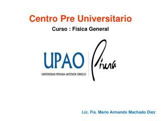 Centro Pre Universitario