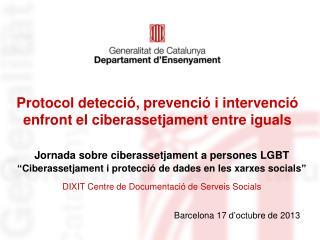 Barcelona 17 d'octubre de 2013