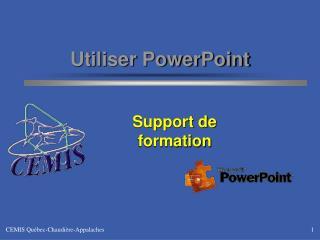 Utiliser PowerPoint