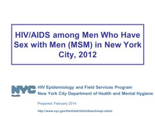 hiv-aids-in-msm-2012