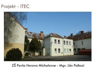 Projekt - ITEC
