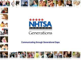 Communicating through Generational Gaps