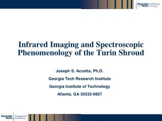 Infrared Imaging and Spectroscopic Phenomenology of the Turin Shroud