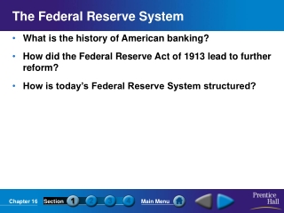System Reserve Policy