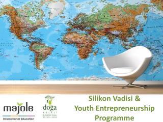 Silikon Vadisi  & Youth Entrepreneurship Programme