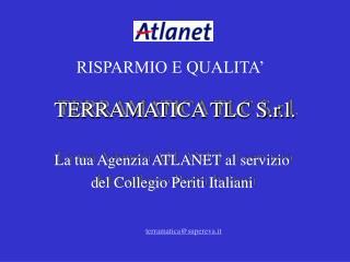 TERRAMATICA TLC S.r.l.