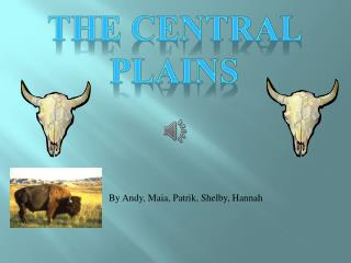 The Central Plains