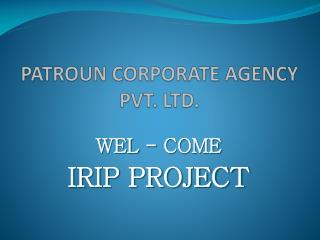 PATROUN CORPORATE AGENCY PVT. LTD.