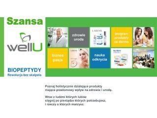 Poznaj holistycznie działające produkty mające przełomowy wpływ na zdrowie i urodę .