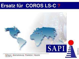 Ersatz für  COROS LS-C  ?
