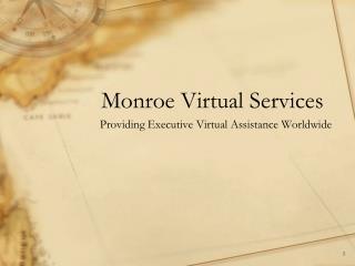 Monroe Virtual Services