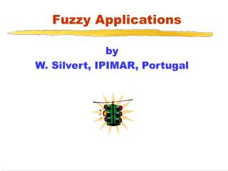 Fuzzy Applications