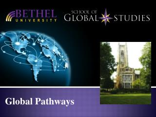 Global Pathways