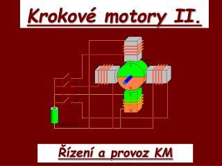 Krokové motory II.