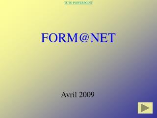 FORM@NET