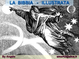 LA  BIBBIA   -   ILLUSTRATA