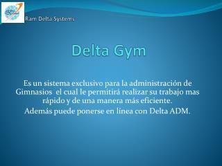 Delta  Gym