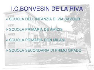 I.C.BONVESIN DE LA RIVA