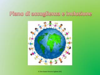 Piano di accoglienza e inclusione