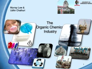 The  Organic Chemical Industry