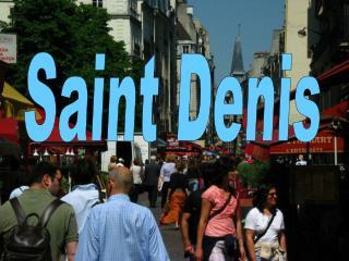 Saint Denis