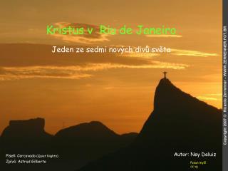 Kristus v   Ri u  de Janeiro