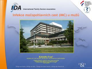 Infekce močopohlavních cest (IMC) u mužů