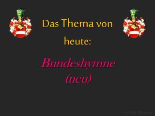 Bundeshymne (neu)