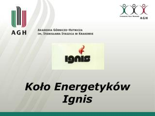 Koło Energetyków Ignis