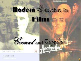 Modern  Literature  in  Film