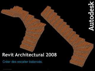 Revit Architectural 2008